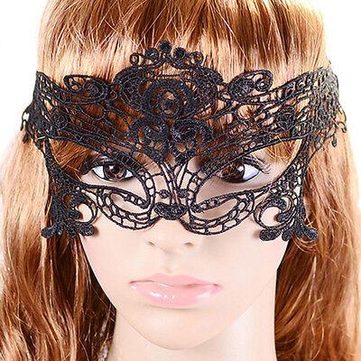 Gothic Augenmaske Schicke Venezianische Fledermaus Maske Spitzenmaske Vampirella