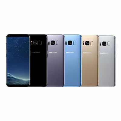 New Samsung Galaxy S8 G950U 64GB Factory Unlocked T-Mobile AT&T Verizon 4