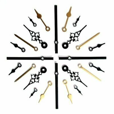 New Replacement Quartz Clock Movement Mechanism Motor Metal Hands Fittings 5