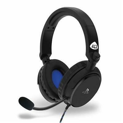 PS4 Gaming Chat Headset with Mic Officially Licensed PRO4-50s PlayStation 4 NEW 2