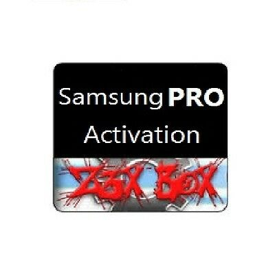 Z3X BOX SAMSUNG Pro + Lg Activated 54 Cables Unlock Flash Repair Read Codes  Msl