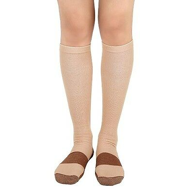 Copper Compression Socks 20-30mmHg Graduated Support Men's Women's S-XXL 3 Pairs 4