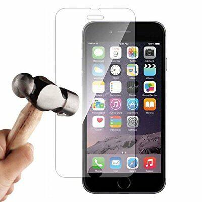Vitre Protection Verre Trempé Film Écran Pour Iphone 8 7 6 6S Plus 5 X Xr Xs Max 4