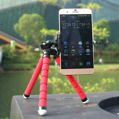 Universal Mini Mobile Phone Tripod Stand Grip Holder Mount For Camera cell phone 10