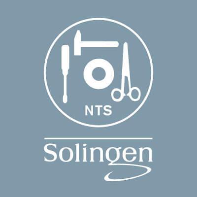 Profi Schneiderschere Textilschere Stoffschere schwer von NTS-Solingen 25 cm TOP