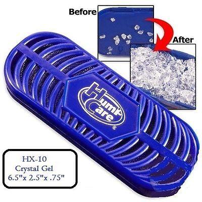 Humi-Care HX10 Crystal Gel Rectangle Humidifier Cigar Humidor - Volume Discount 2