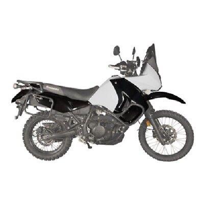 Polisport Black Left Radiator Shroud Scoop For Kawasaki KLR 650 08-18 8420100001