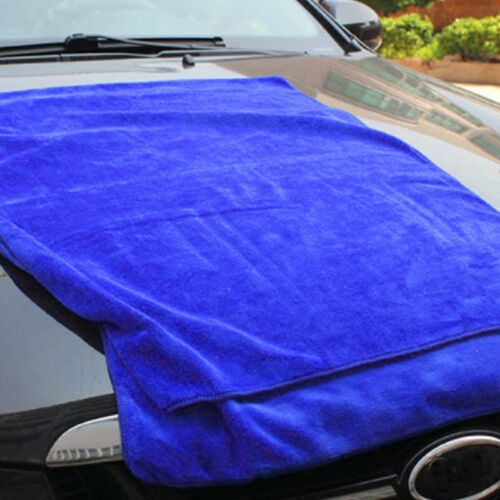 Microfiber Towel Car Cleaning Wash Drying Detailing Cloth No Scratch 60*160cm 5