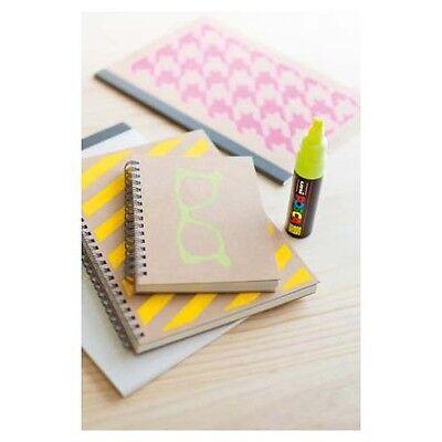 Uni POSCA PC-8K 8mm Chisel Tip Art & Craft Paint Colour Marker Pens 2