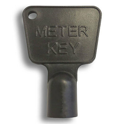 Service Utility Meter Key Gas Electric Box Cupboard Cabinet Triangle Reading Diy 2