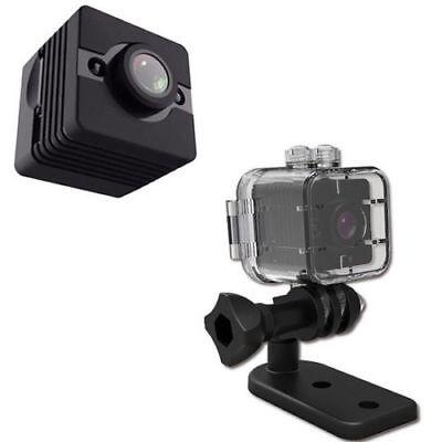 ... Mini Caméra De Surveillance Intérieur Extérieur Caché Spycam Vision  Nocturne 4