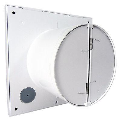 2 Von 3 Badlüfter Badventilator Ventilator Lüfter Wandlüfter ECO Motor  SUPERLEISE Dalap®