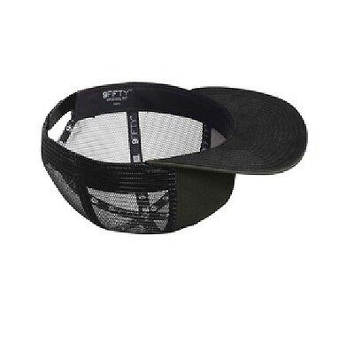 6ebd34ef226 ... New Era 9FIFTY Mesh Snapback Hat Original Fit Trucker Cap Blank Flat  Brim 950 5