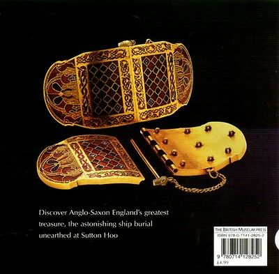 Sutton Hoo Treasures Anglo-Saxon Ship Burial Gold + Garnet Jewelry Sword Helmet 2