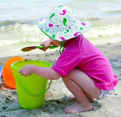 ... My Swim Baby Sun Hat for Boys or Girls Ages 6 Months to 3 Years - 76108e27a40