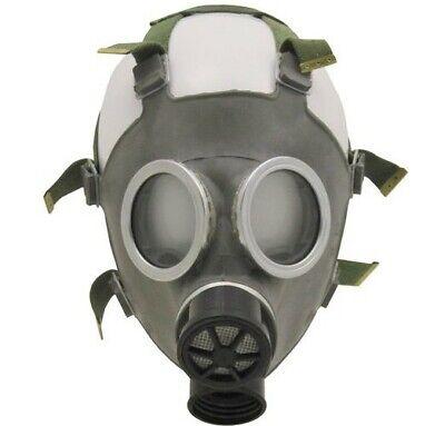 Authentic Polish MC-1 Military 40 mm Gas Mask/Respirator Emergency Gear NEW* 3