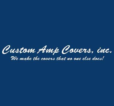 CRATE BLUE VOODOO 6212 BV6212 2x12 212 AMPLIFIER COMBO VINYL AMP COVER (crat127) 4