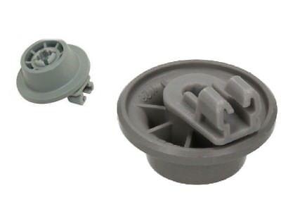Roue panier inferieur lave vaisselle 611475 00611475 roulette Bosch Siemens 4