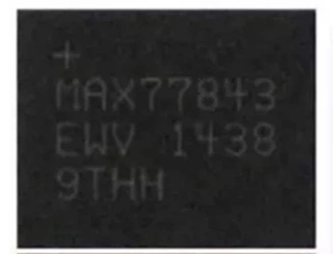 10 PCS NEW small power IC chip MAX77843 for Samsung S6 G920F S6 edge G925F