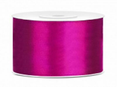 1-5m  Plain & Polka Dot * Cake Decorations Satin Ribbon Various 6~12~25~38~50mm 5
