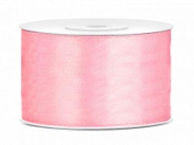 1-5m  Plain & Polka Dot * Cake Decorations Satin Ribbon Various 6~12~25~38~50mm 3