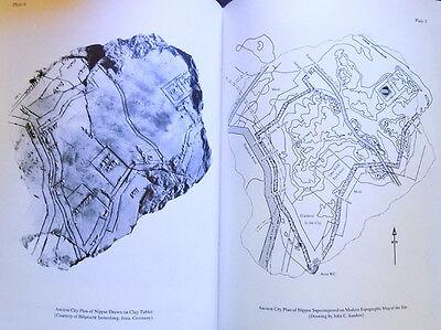 Excavation Ancient Nippur City Kassite Babylon Akkadia Pots Seals Tablets Homes 3