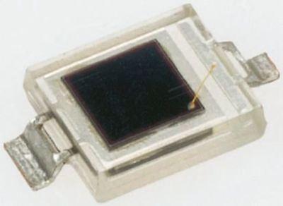Osram Opto SFH 2430 IR + Visible Light Si Photodiode, 60 °, Surface Mount DIP 2