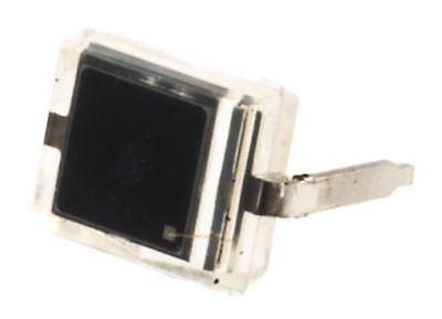 Osram Opto BPW34 IR + Visible Light Si Photodiode, 60 °, Through Hole DIP 2