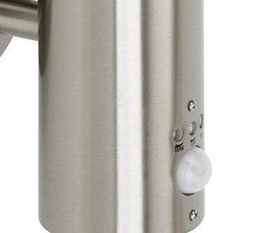 BRILONER LED Edelstahl Außenleuchte GU10 Lampe Leuchte BEWEGUNGSMELDER WANDLAMPE