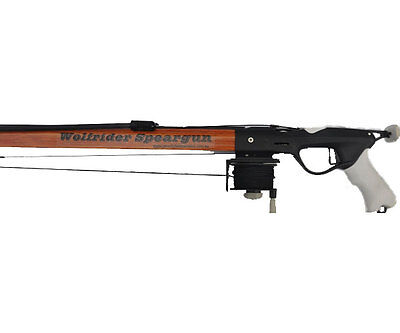 500mm Barrel Length Viper Speargun Series II with cluster