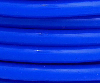 SILIKONSCHLAUCH, UNTERDRUCKSCHLAUCH, 1m ID=10mm, Blau, Steuerleitung ...
