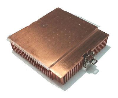 Ever Cool  Socket370 SocketA 1U//2U//3U Copper CPU Cooler COP-6B-3T