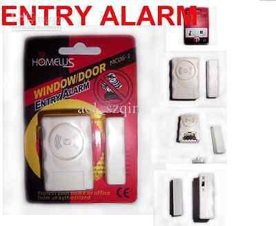 STOP BURGLAR Magnetic Window Door Security Sensor Alarm 1 Unit, Family Safe Gift 3