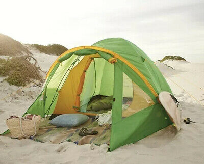 CRIVIT DOUBLE ROOF TENT for up to 3 persons, New in a bag