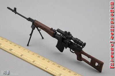 TOY 1//6 1:6 gun PUBG SVD SHOTGUN BattleField5 RUSSIAN ARMY WEAPON