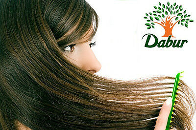 Dabur Vatika Enriched Natural Hair Oil Black Seed Coconut Argan Almond Olive Oil