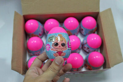 LOL Surprise DOLL 12PCS/Set  SERIES 1 Balll Collectible Outrageous Toy Kid Gift 2
