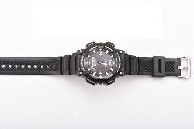 Ricambio Cinturino Orologio 18mm Nero Casio SGW-300H SGW-400H SGW-300 SGW-400 2
