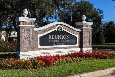 Worldmark Reunion Orlando FL-3 bdrm Disneyworld Disney Jun June Jul July Aug 10