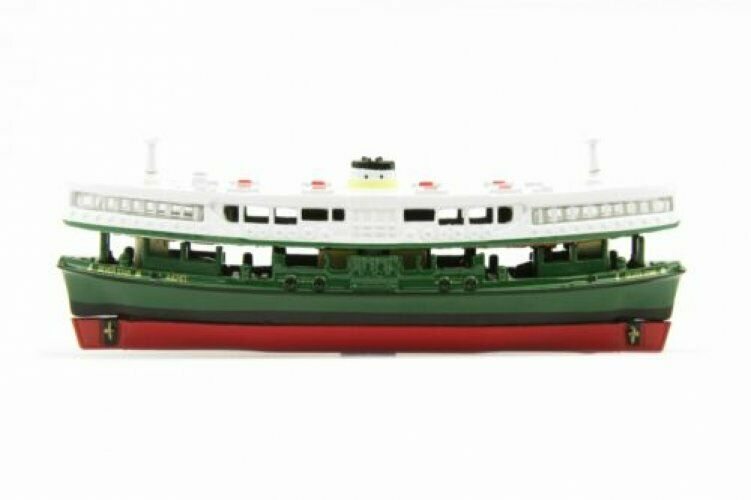 TINY 41 Star Ferry HONG KONG CITY DIECAST CAR NEW