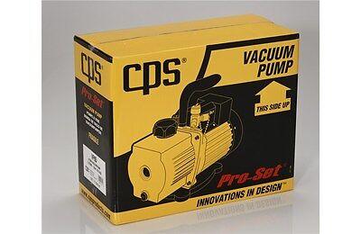 CPS VP6D Pro-Set® 2-Stage Vacuum Pump, 6 CFM 4