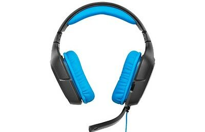 LOGITECH G430 SURROUND Sound USB Gaming Headset (for PC & PS4) NEW - RRP  £69 99