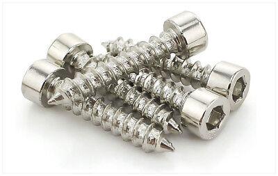 Hex Socket Screw Self Tapping Bolt M2 M2.6 M3 M3.5 M4 M5 M6 Cap Head Screws 5