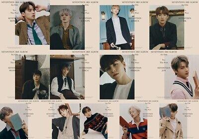 Seventeen - [An Ode] 3rd Album CD+Poster+PhotoBook+Mini Book+Card+Pre-Order+Gift 2