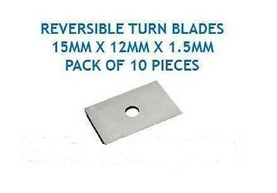 15mm Solid Carbide Reversible Knives to suit Leuco 003081 3