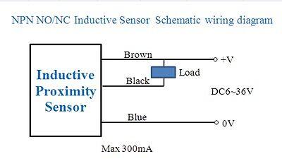 2Pcs NJK-5001C NPN NO 10mm Hall Effect Sensor Proximity Switch DC ...