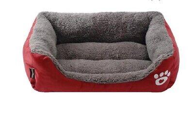 Puppy Cushion Haustierbett Waschbar Zwinger Hundematte Haustier Hund Katze Bett 3