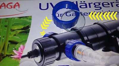 55 Watt VA Uvc Teichklärer Wasserklärer Lichtfilter Klärer Vorklärgerät Gerät