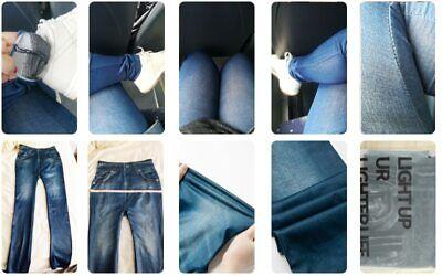 Pencil Pants Leggings Women Jeans Denim Design Pencil Pants Leggings High Waist 10
