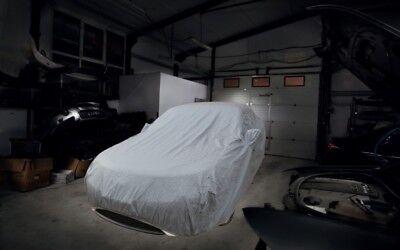 Telo Copriauto Audi A3 A4 A5 A6 A8 Sportback Felpato Pvc Neve Grandine Pioggia 10